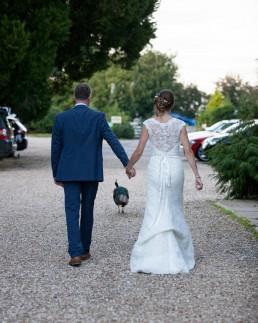 Hannah and Jonathans wedding at Hornsbury Mill